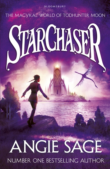 Reading Challenge Book Ten: StarChaser