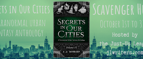 Secrets in Our Cities Scavenger Hunt Blog Tour: Interview with Madison Wheatley